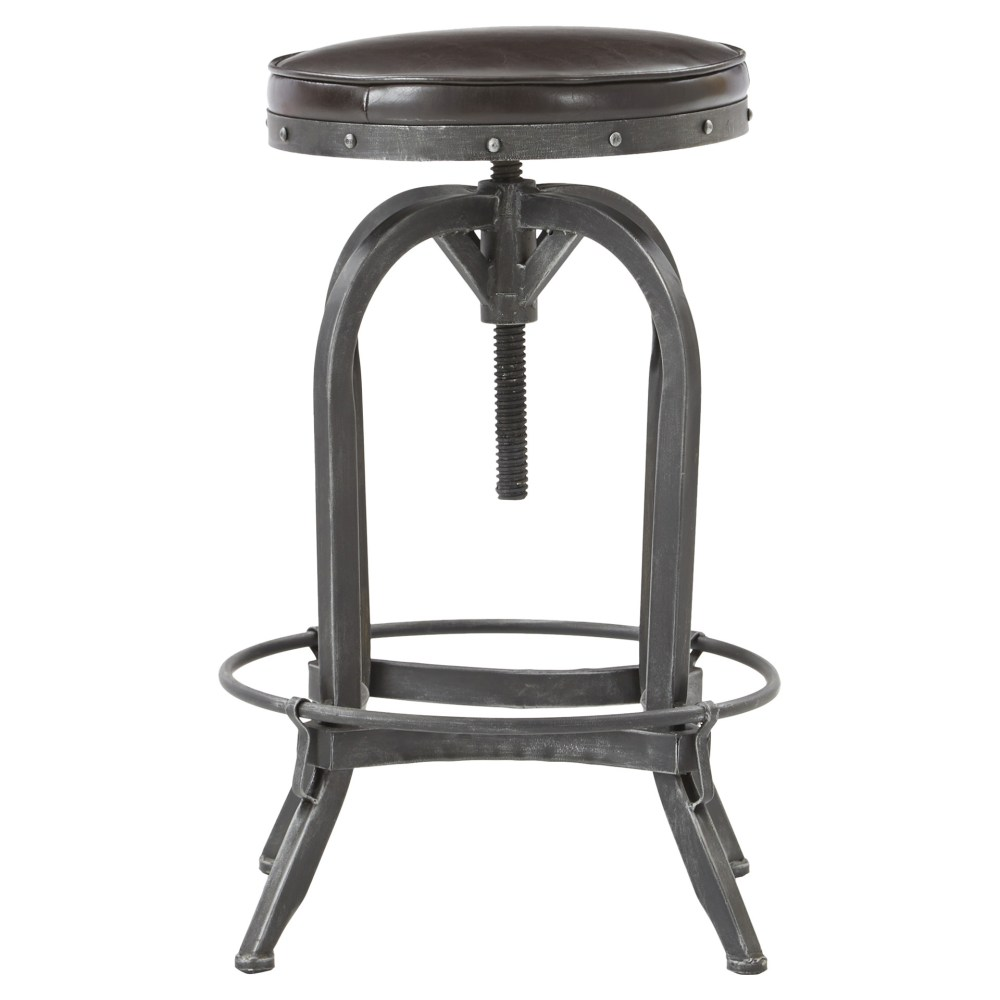 Heavy Duty Saddle Bar Stools