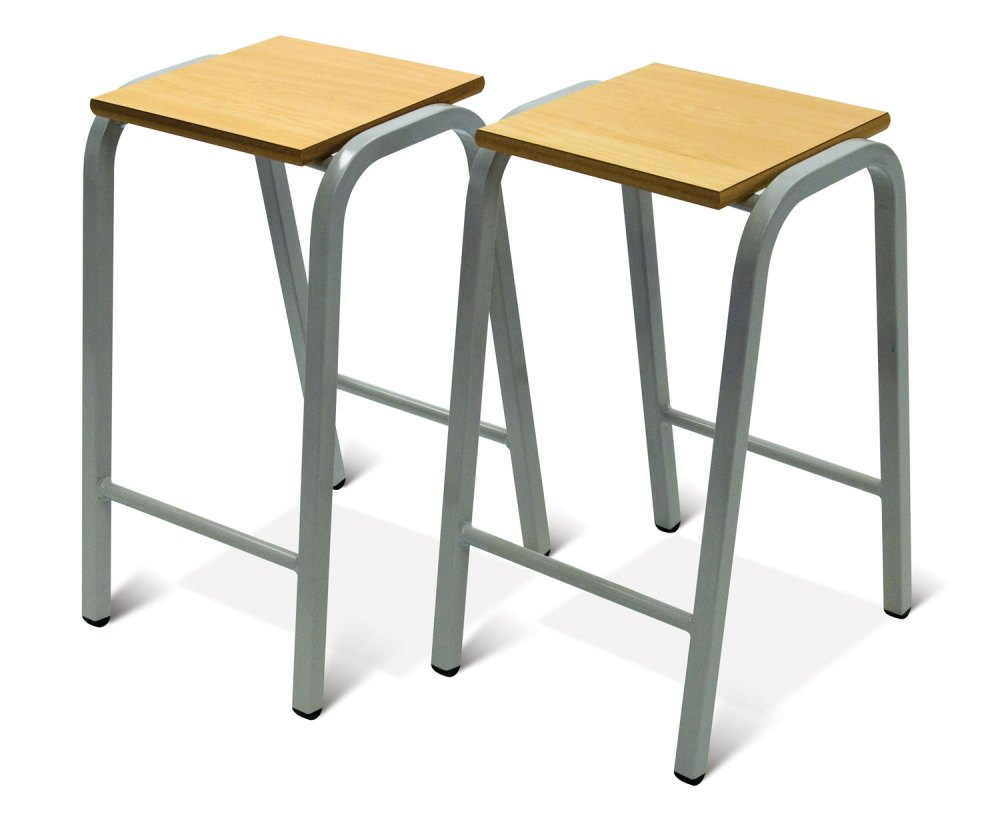 Heavy Duty Wooden Bar Stools