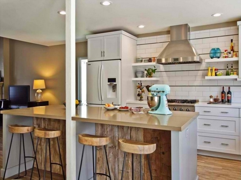 Height Of Bar Stools For Kitchen Counter