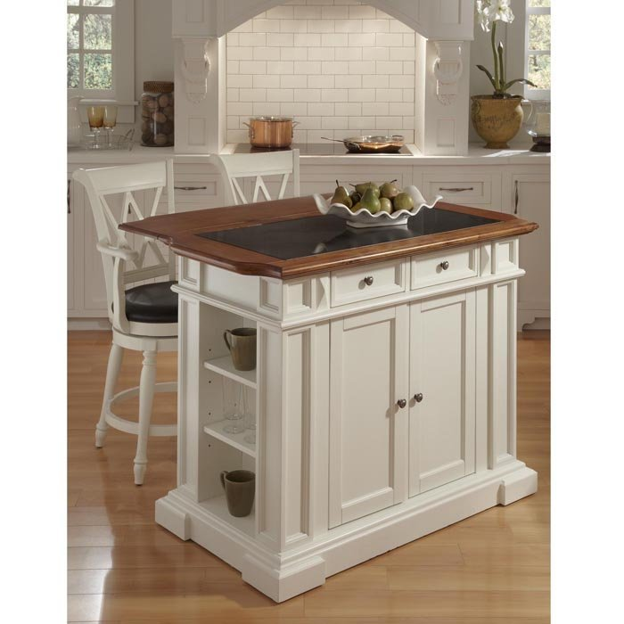 Height Of Bar Stools For Kitchen Island