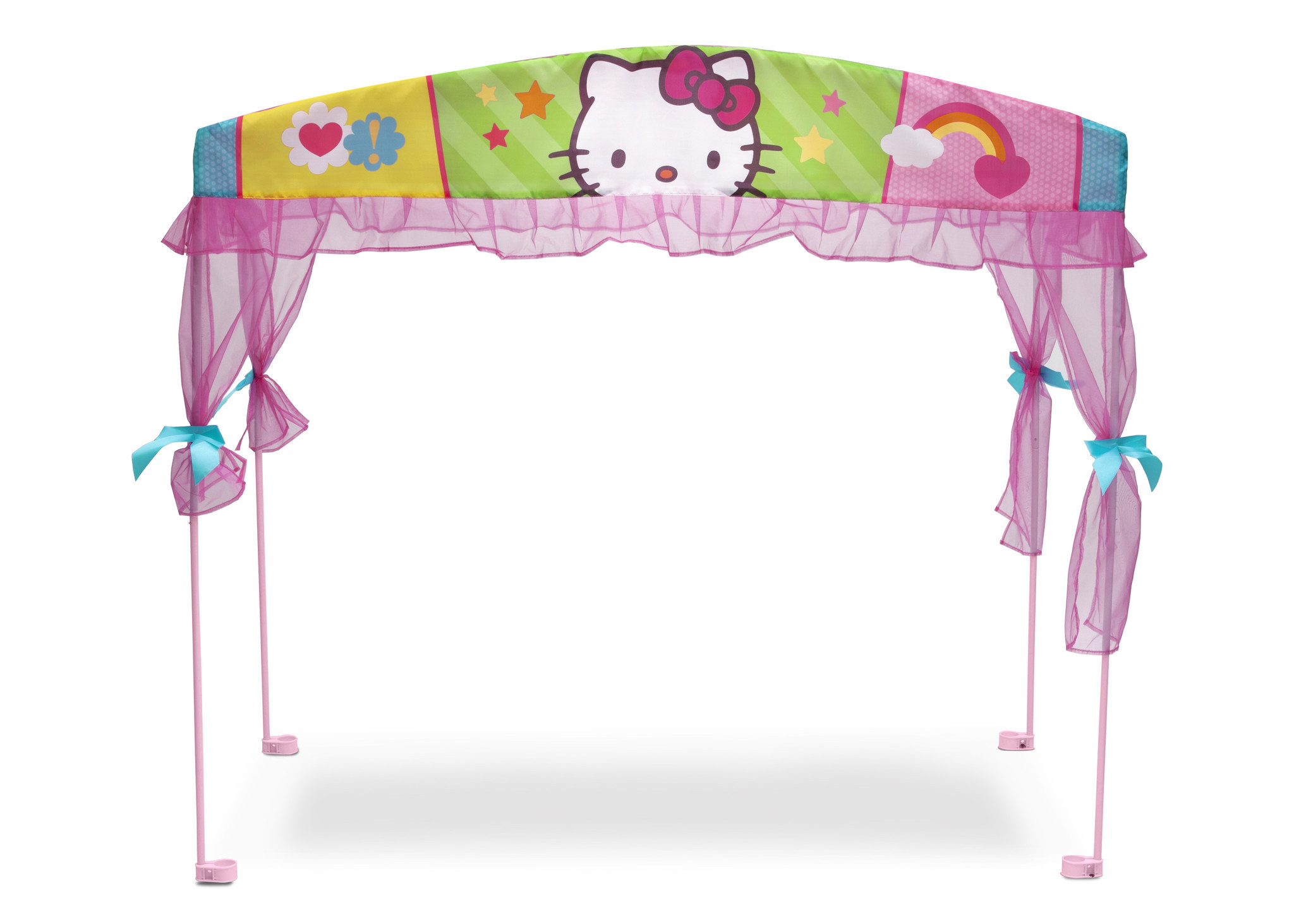 Hello Kitty Toddler Bed Canopy