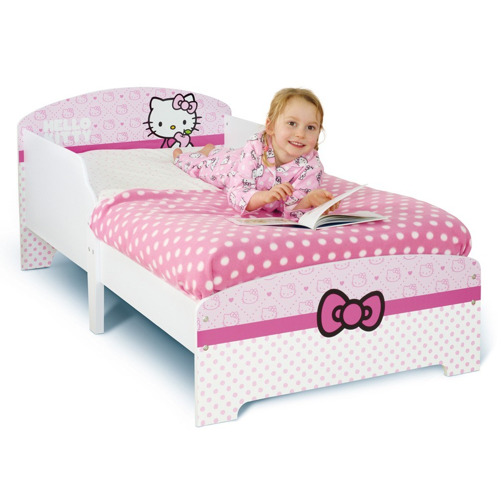 Hello Kitty Toddler Bed In A Bag