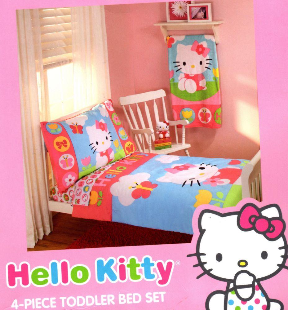 Hello Kitty Toddler Bedding Uk