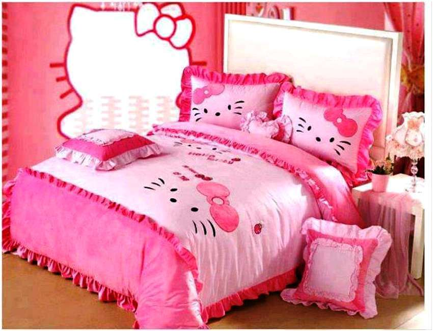 Hello Kitty Toddler Bedding Walmart