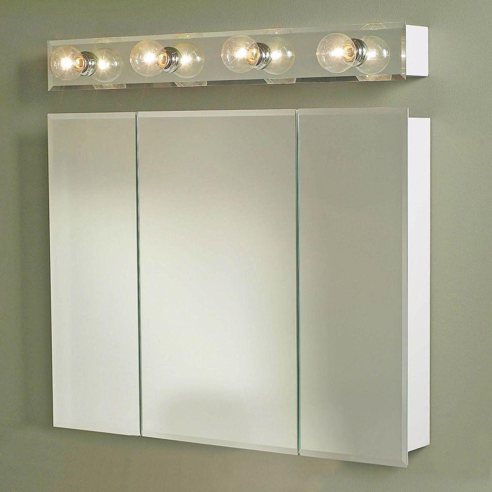 Hidden Medicine Cabinet Mirror