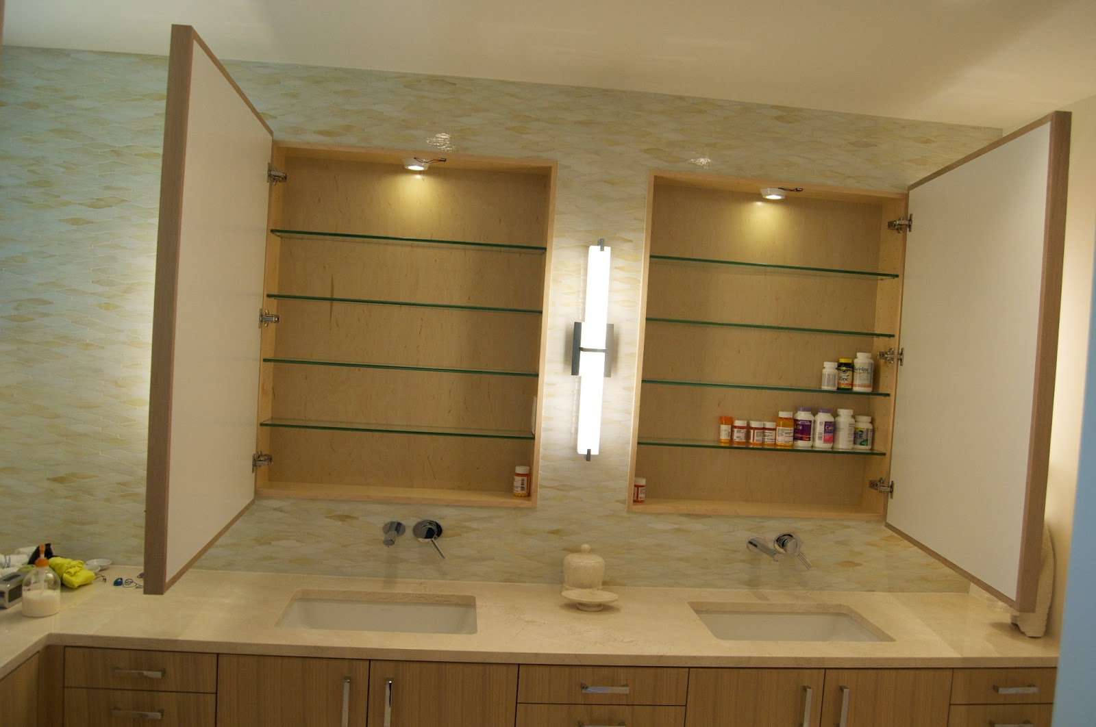 Hidden Medicine Cabinet