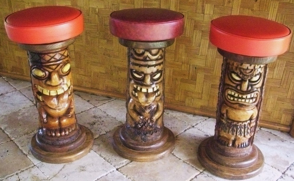 Homemade Bar Stools