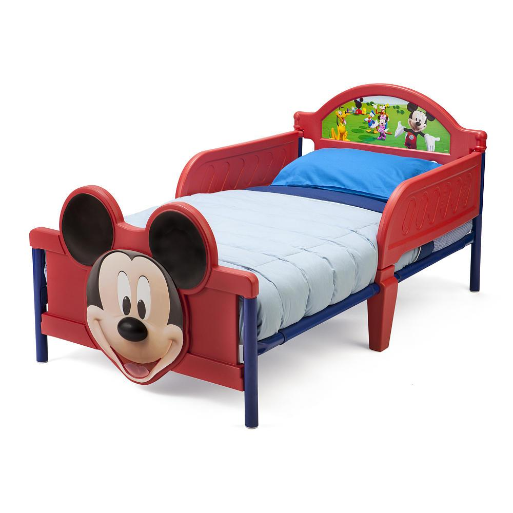 How Big Is A Toddler Bed