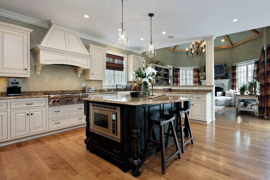 How High Should Barstools Be For Kitchen Island