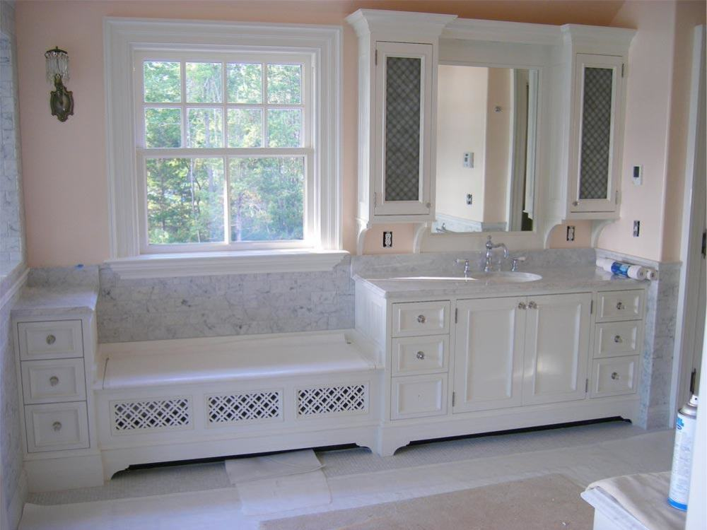 How To Build A Recessed Medicine Cabinet With Mirror
