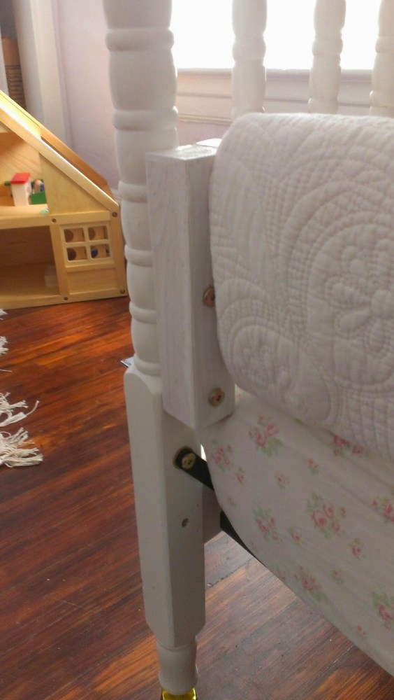 How To Convert A Crib Into A Toddler Bed