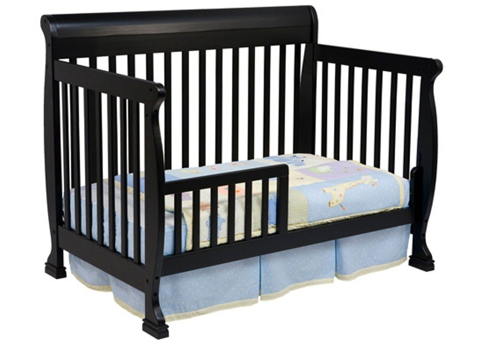 How To Convert Graco Crib Into Toddler Bed