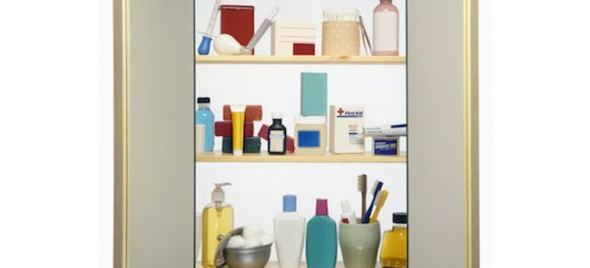 How To Make A Medicine Cabinet
