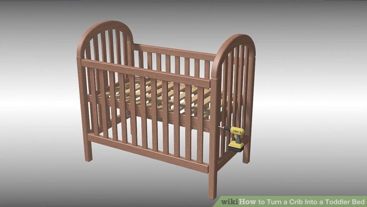 How To Turn A Crib Into A Toddler Bed