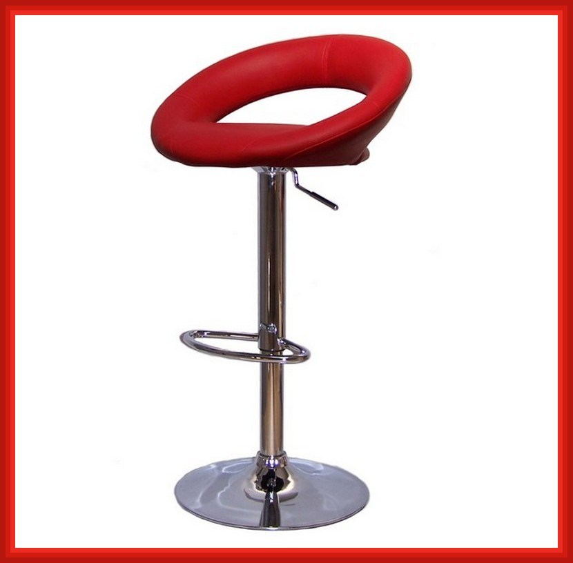 Ikea Bar Stools Red