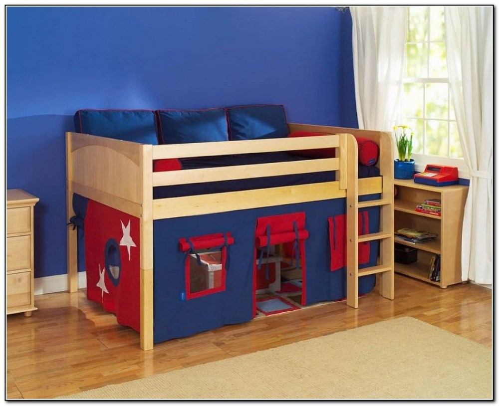 Ikea Childrens Loft Bed