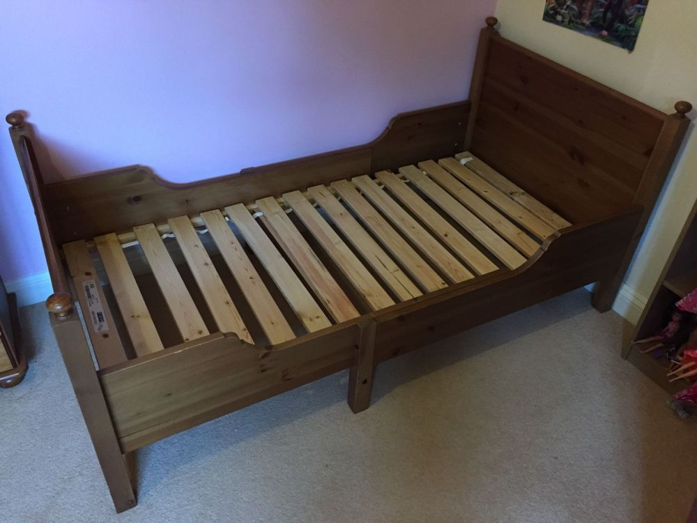 Ikea Extendable Toddler Bed Uk
