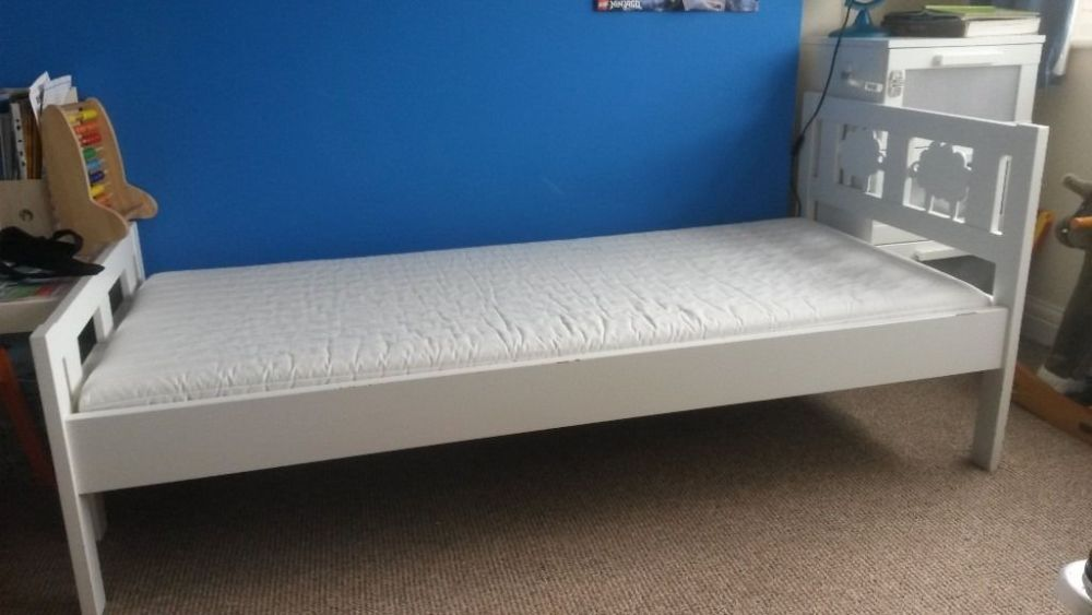 Ikea Kritter Toddler Bed Mattress