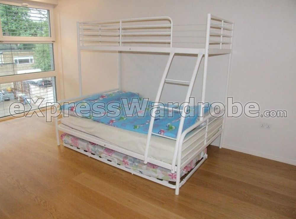 Ikea Metal Frame Toddler Bed