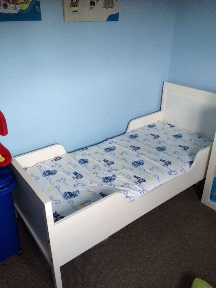 Ikea Sundvik Toddler Bed Mattress