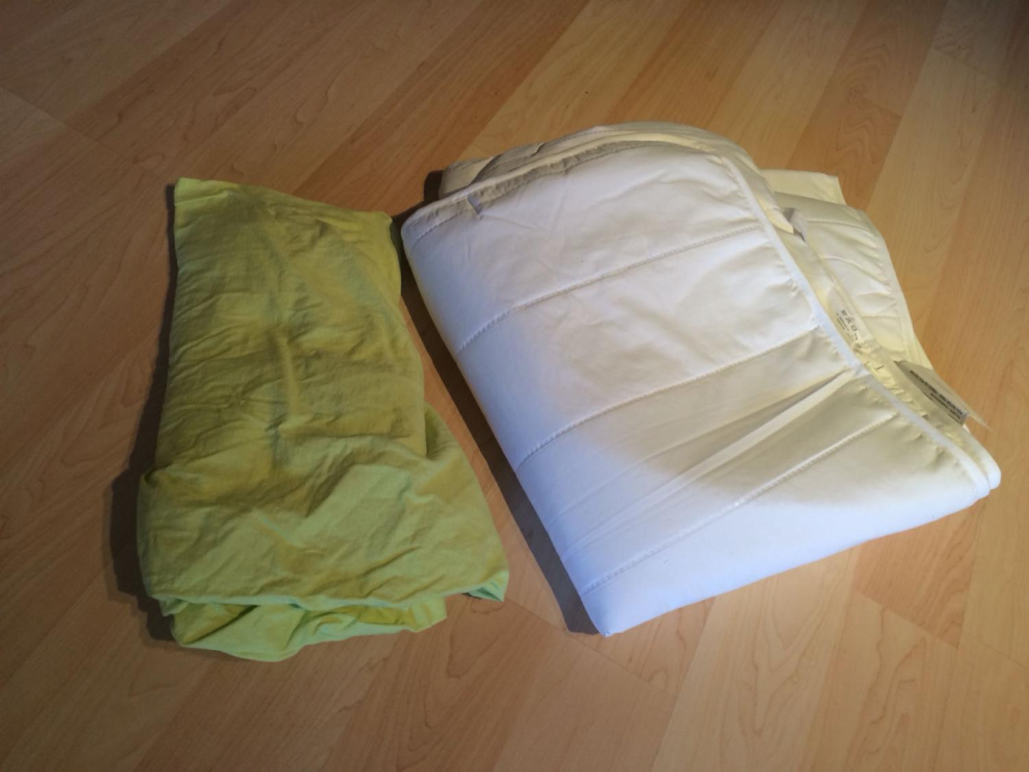 Ikea Toddler Bed Mattress Pad