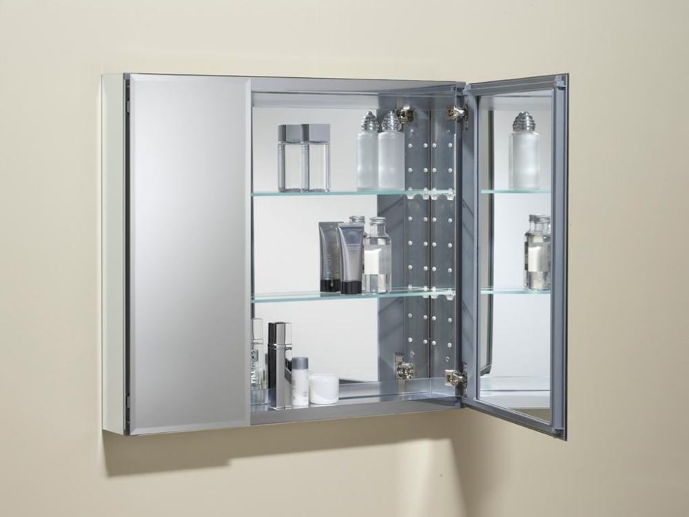 In Wall Medicine Cabinet For Bathroom