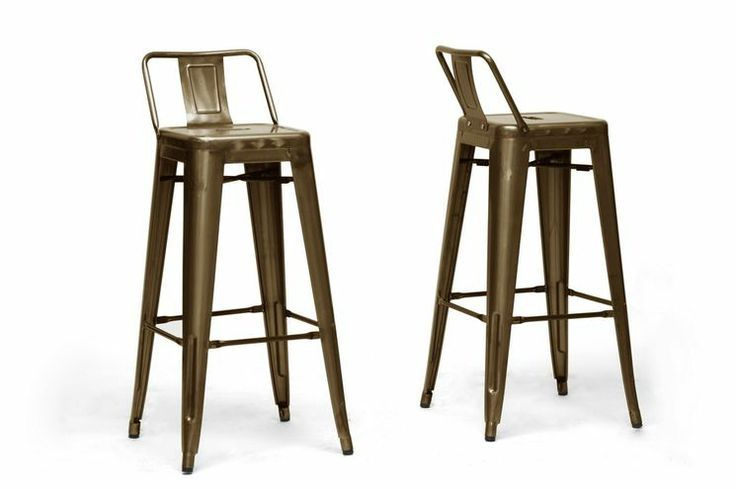 Industrial Bar Stools Ebay