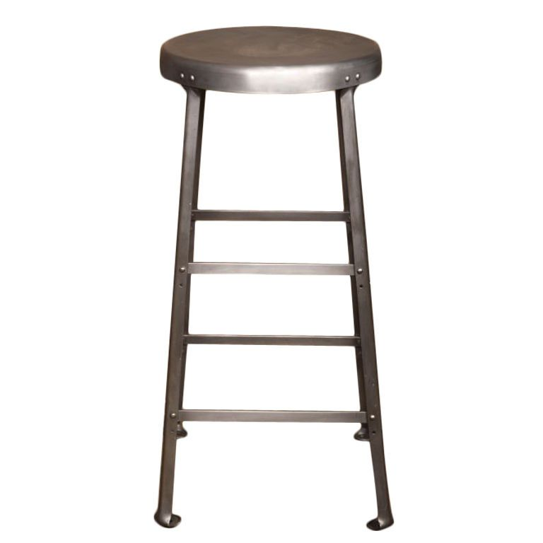 Industrial Bar Stools Metal