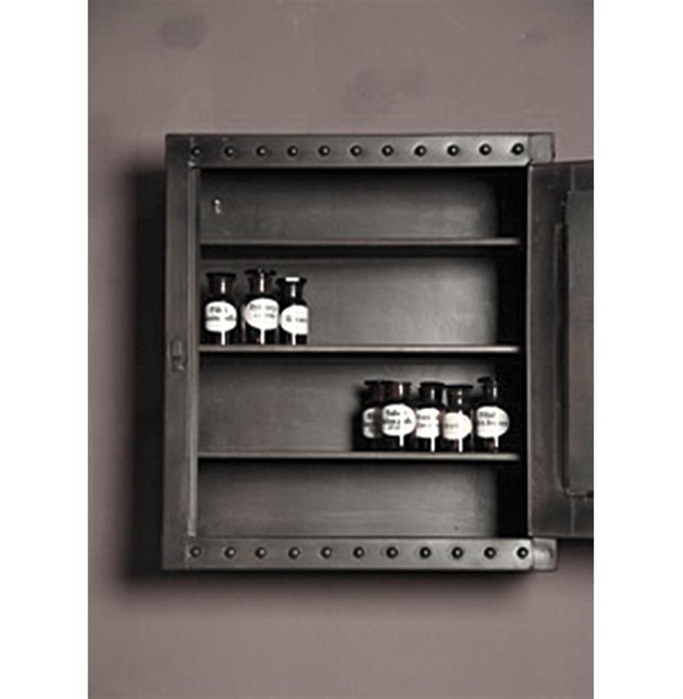 Industrial Medicine Cabinet