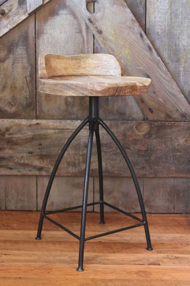 Industrial Style Bar Stools Uk