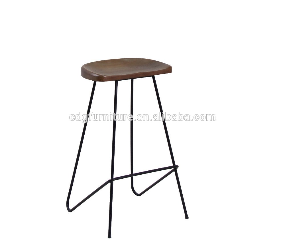 Industrial Style Commercial Bar Stools