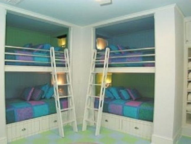 Inexpensive Childrens Bunk Beds
