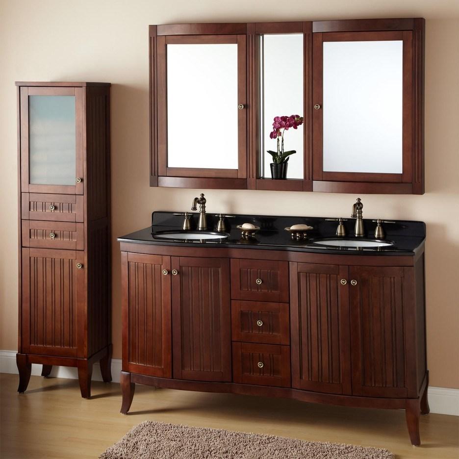 Installing Medicine Cabinet Mirror