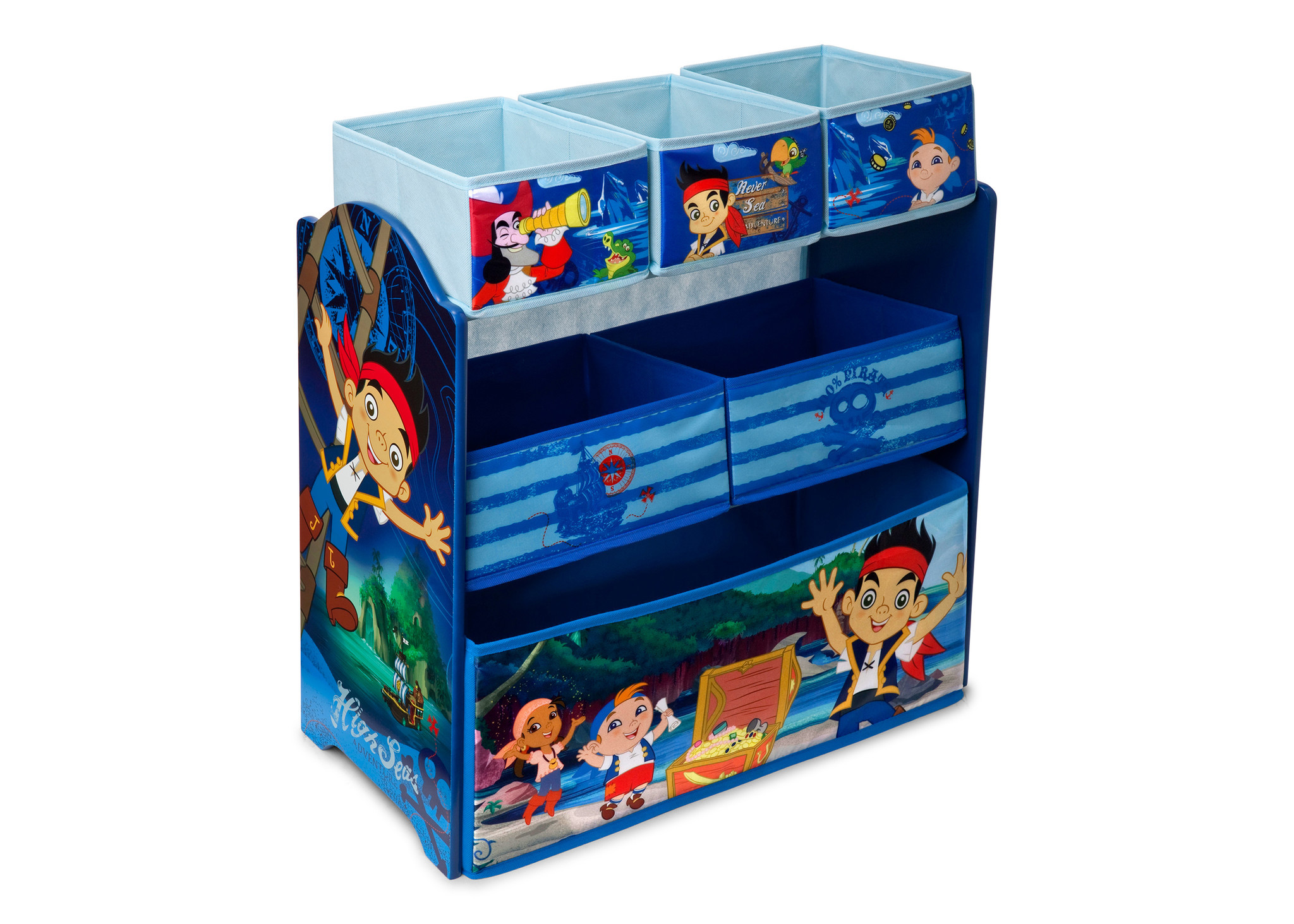 Jake And The Neverland Pirates Toddler Bed Tent