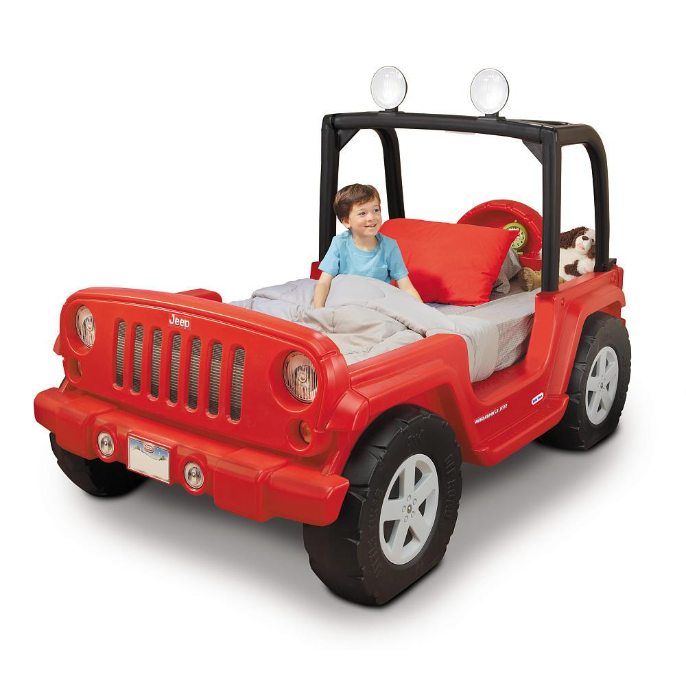 Jeep Toddler Bed Little Tikes