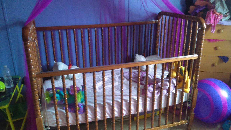 Jenny Lind Toddler Bed For Sale