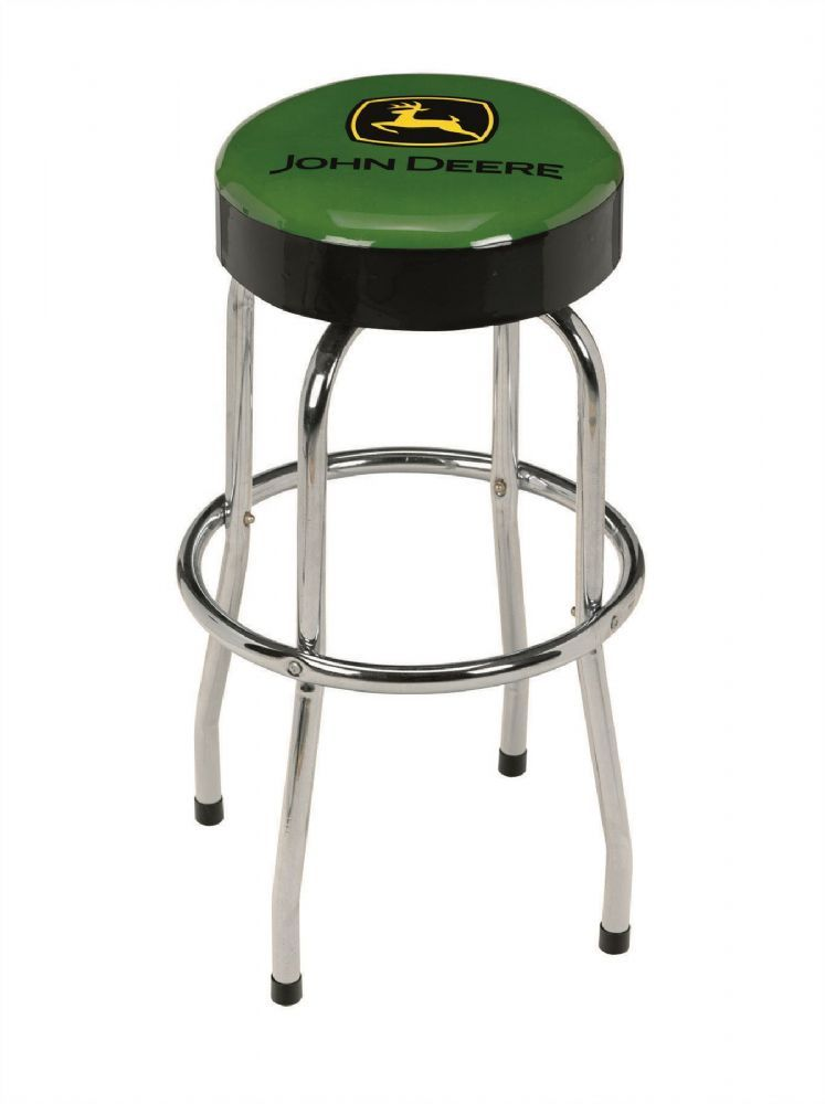 John Deere Bar Stool
