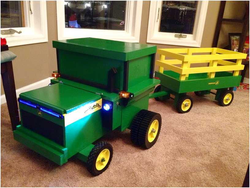 John Deere Toddler Bedding