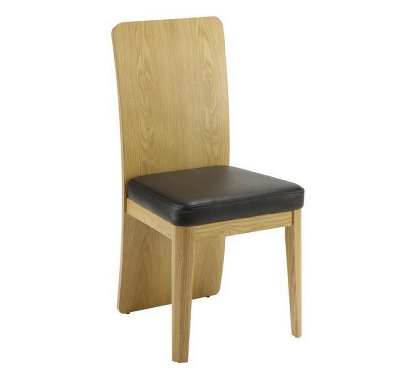Julien Leather Bar Stool Stone