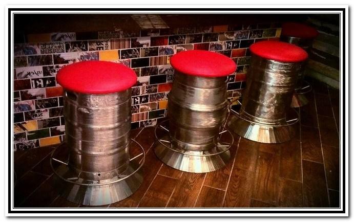 Keg Bar Stools