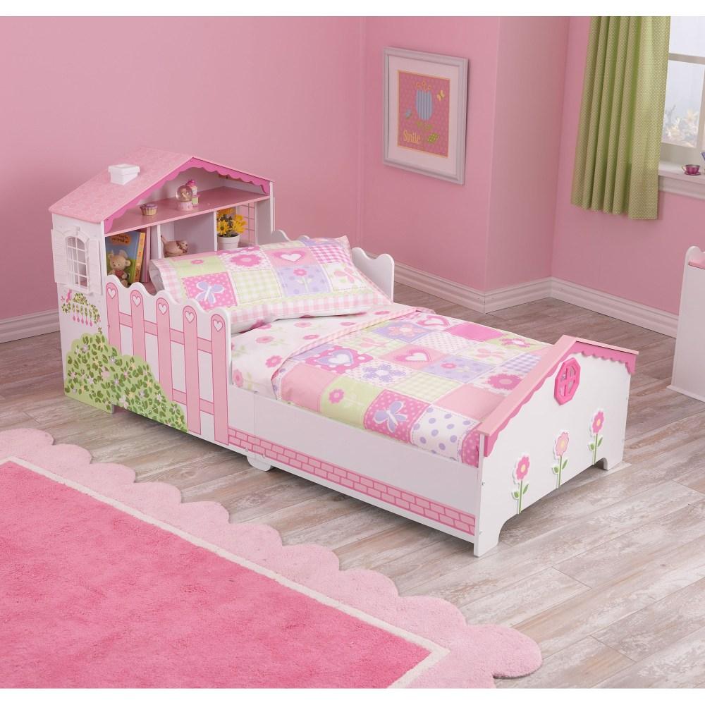 Kidkraft Dollhouse Toddler Bed White