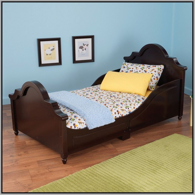 Kidkraft Espresso Toddler Bed