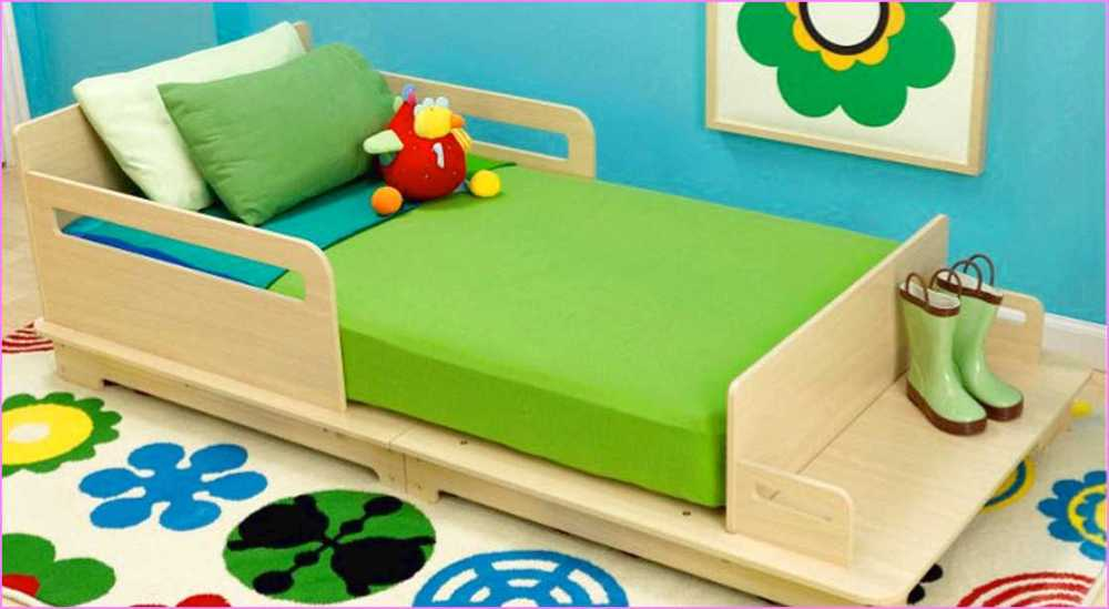Kidkraft Modern Toddler Bed Canada