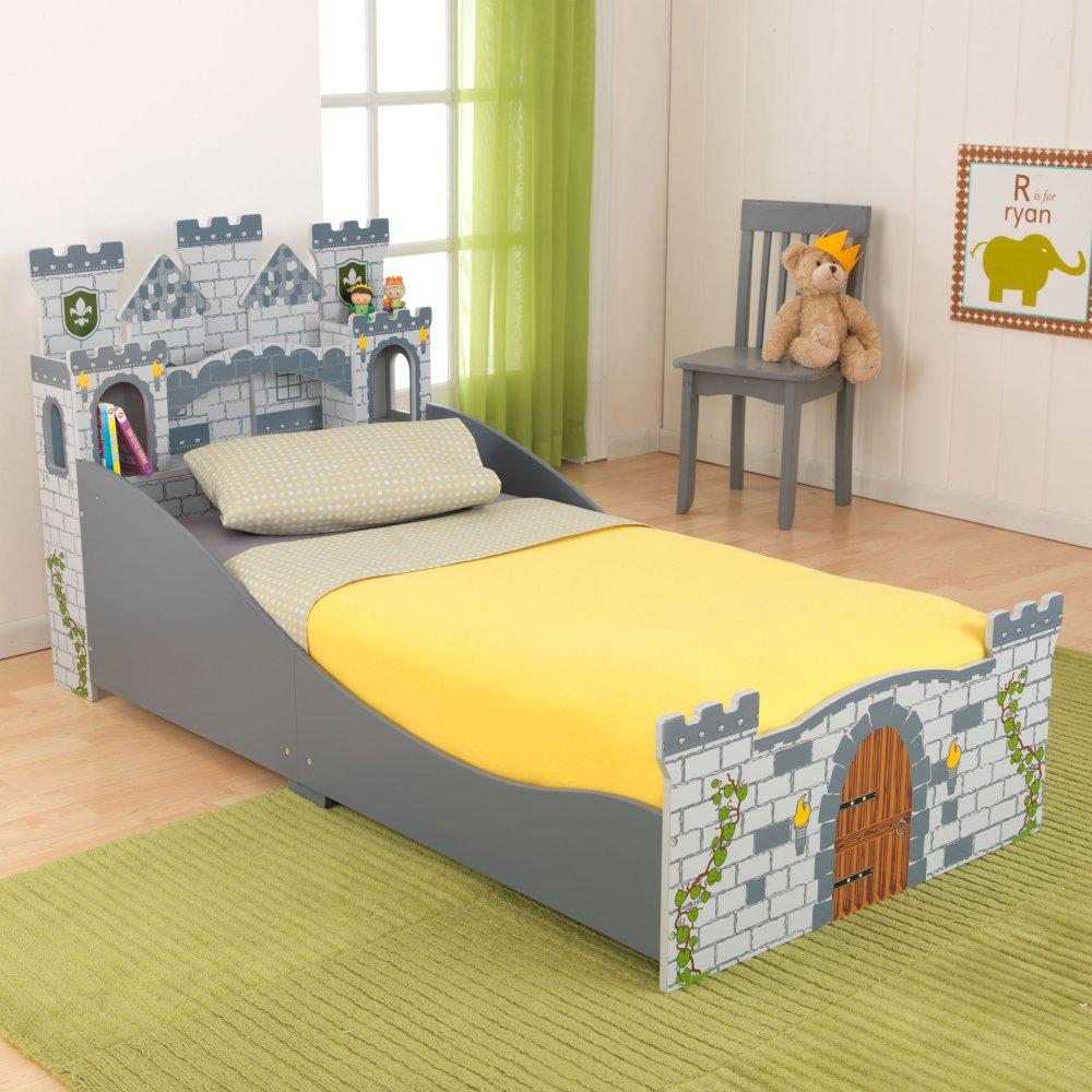 Kidkraft Racecar Toddler Bed 76040