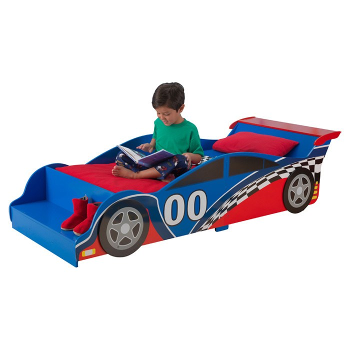Kidkraft Racecar Toddler Bed Uk