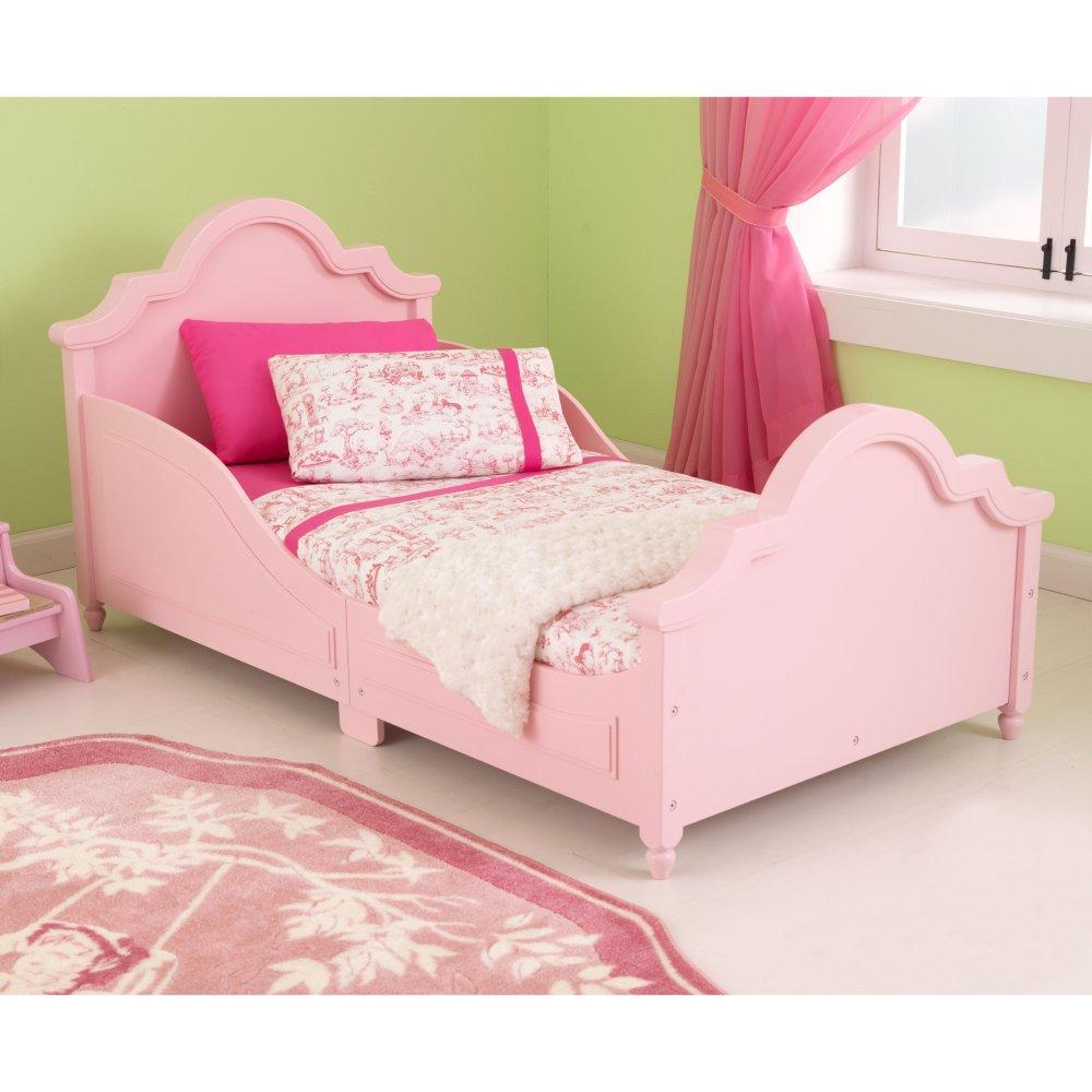 Kidkraft Raleigh Toddler Bed Pink