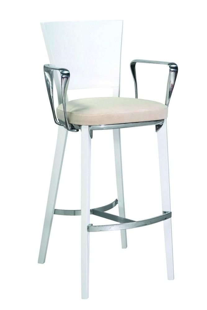 Kitchen Bar Stools With Armrests