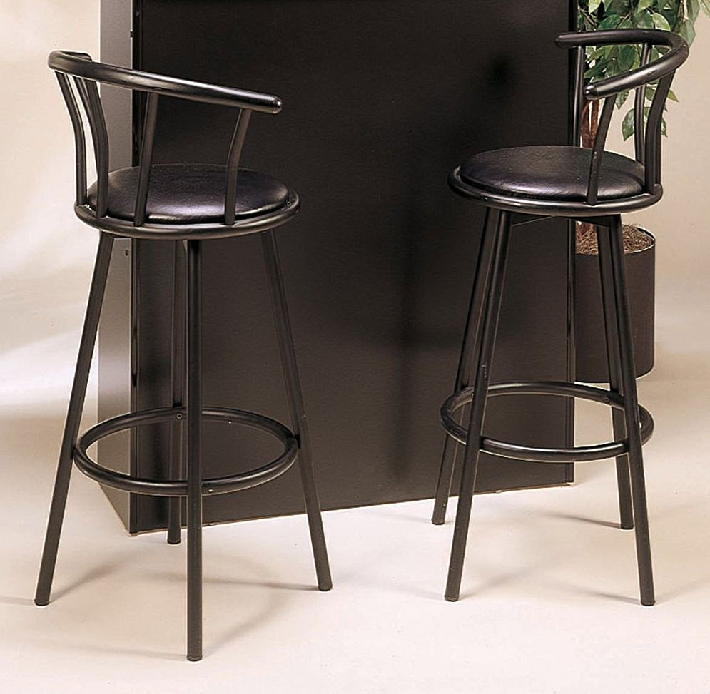 Kitchen Bar Stools With Backs Swivel