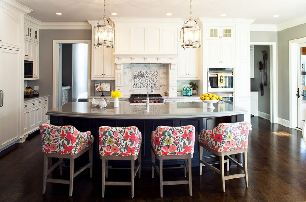 Kitchen Island Counter Bar Stools