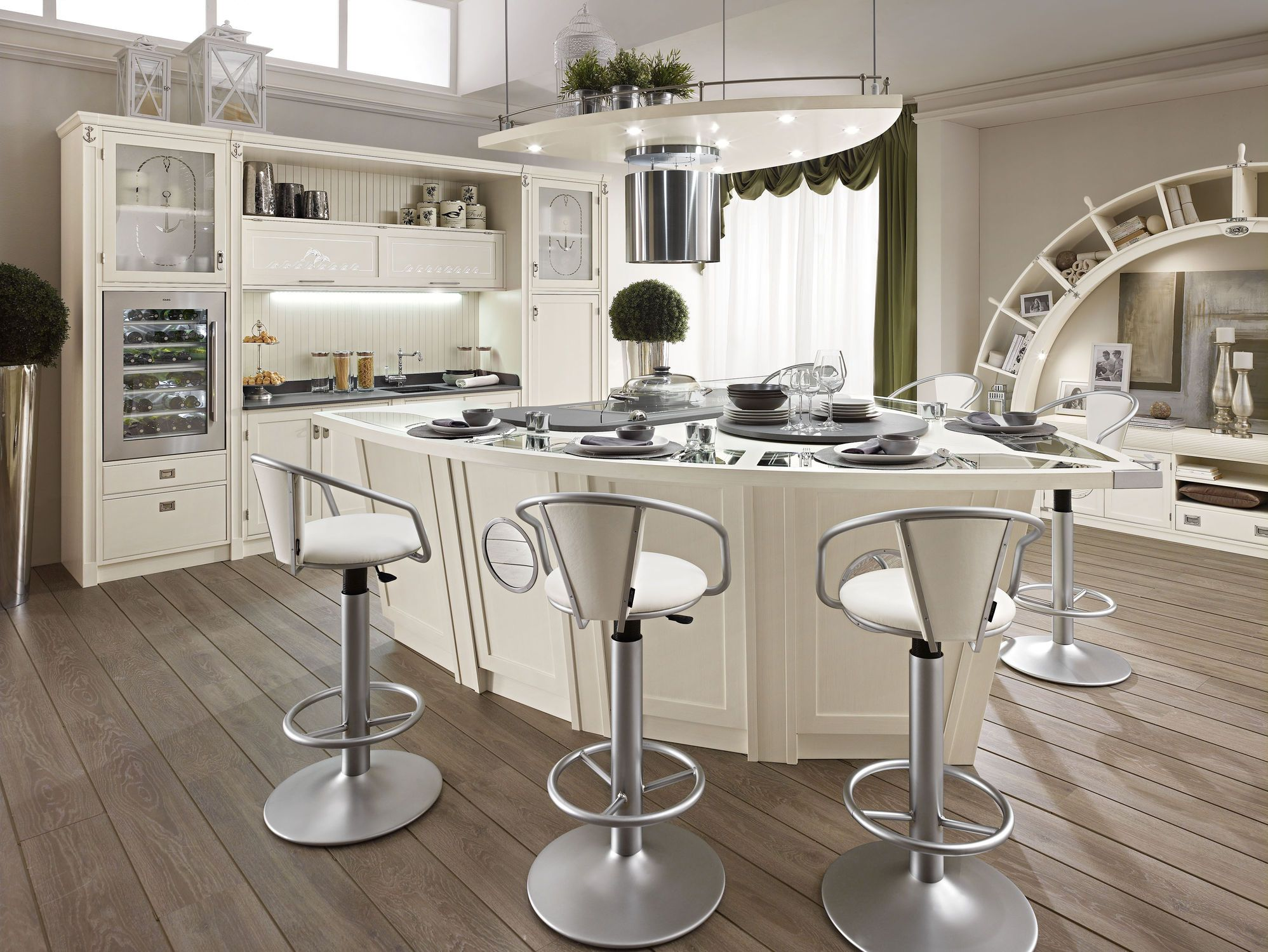 Kitchen Island Swivel Bar Stools
